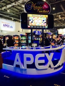 apex stand london ice 2015 mobile – APEX pro gaming a s