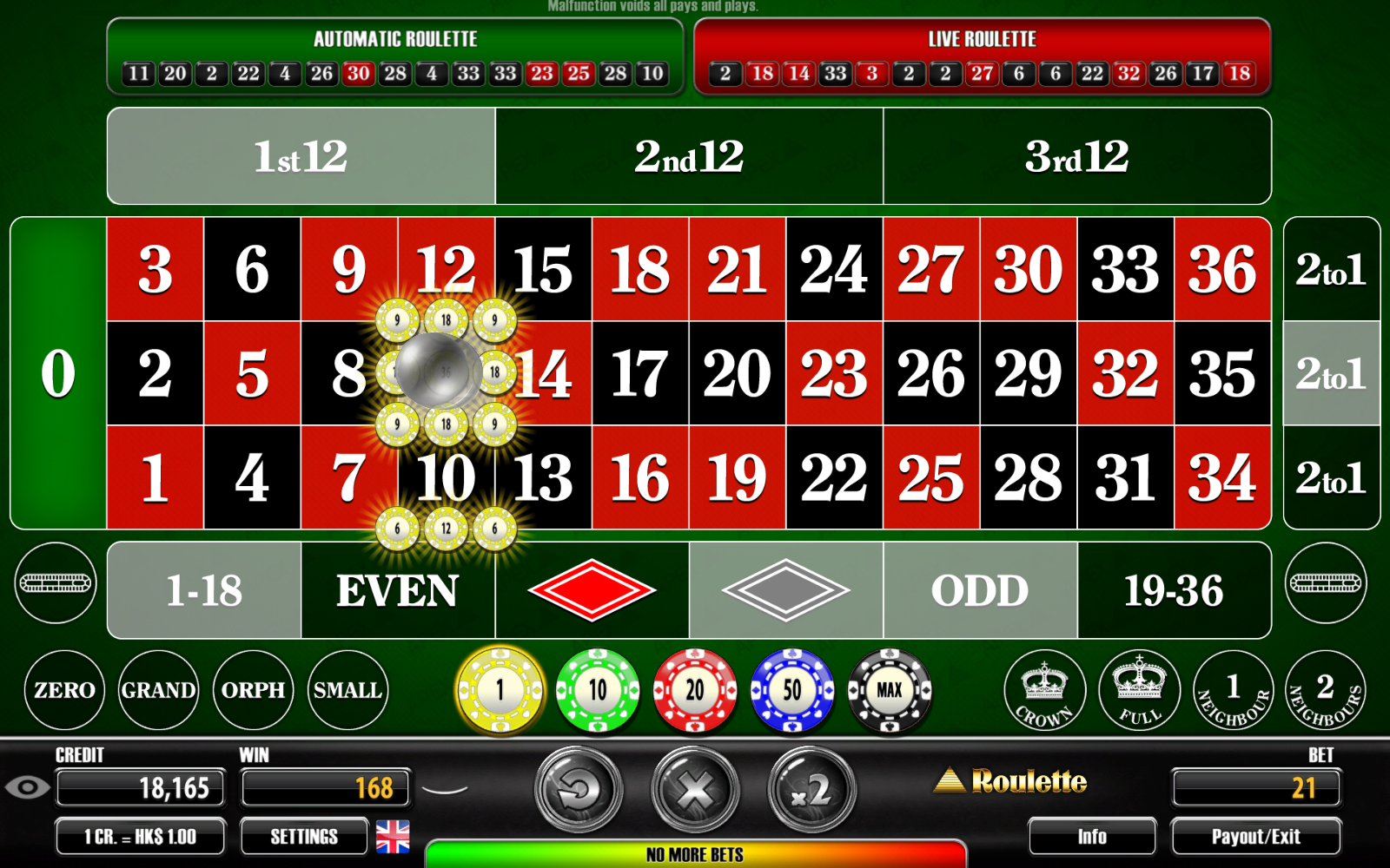 Winning in roulette is it possible geant casino narbonne telephone portable